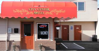 City Center Motel - North Bend - Edificio