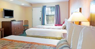 好客酒店 - 傑克遜維爾 - 傑克遜維爾 - 臥室