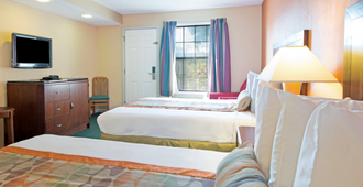 Hospitality Inn - Τζάκσονβιλ - Κρεβατοκάμαρα