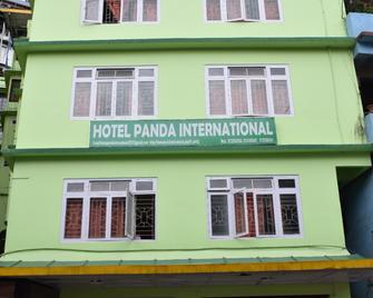 Hotel Panda International - Gangtok - Rakennus