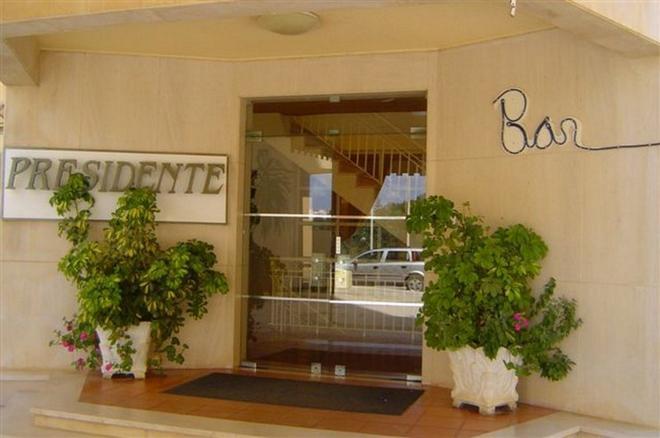 Apartamentos Presidente - Portimão - Rakennus