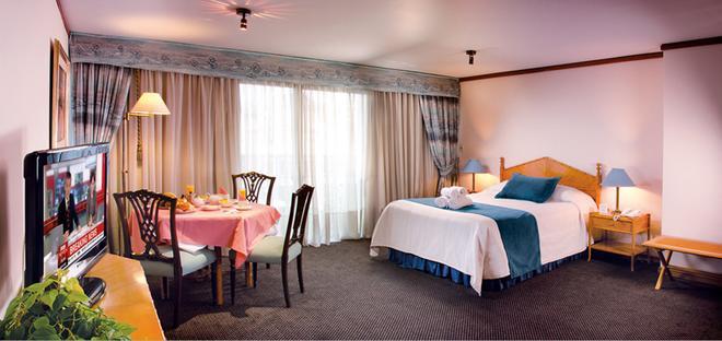 Hotel Embajador - Μοντεβιδέο - Κρεβατοκάμαρα