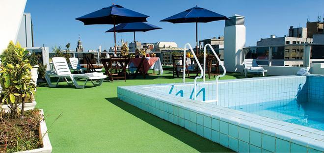 Hotel Embajador - Μοντεβιδέο - Πισίνα