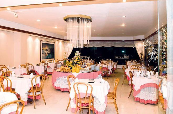 Hotel Embajador - Μοντεβιδέο - Εστιατόριο