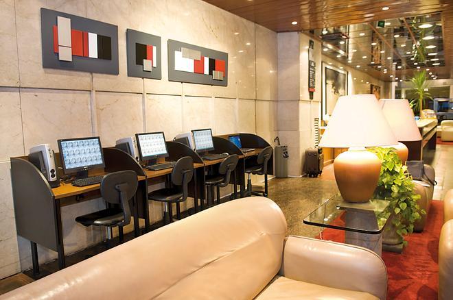 伊姆巴加多酒店 - 蒙得維亞(烏拉圭) - 商務中心