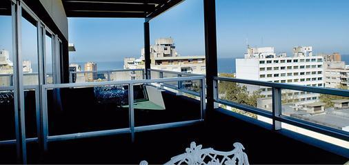Hotel Embajador - Montevideo - Ban công