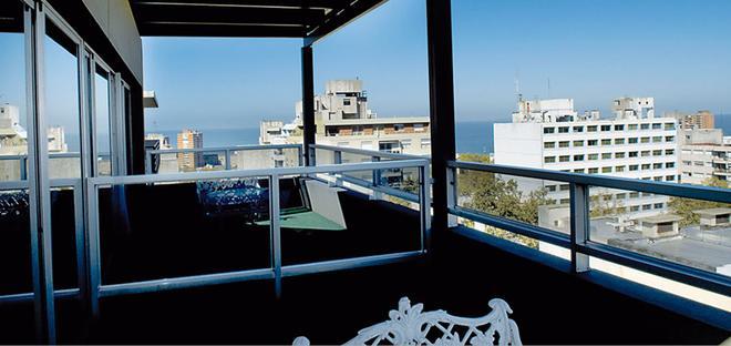 伊姆巴加多酒店 - 蒙得維亞(烏拉圭) - 陽台