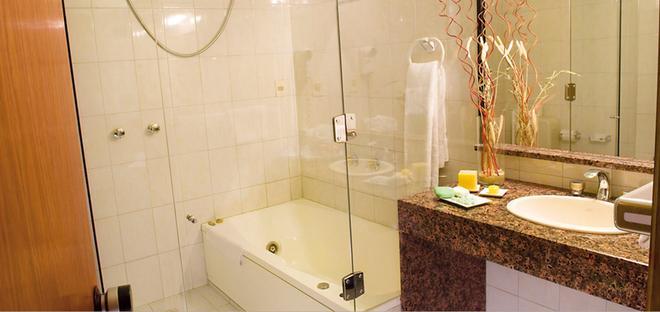 伊姆巴加多酒店 - 蒙得維亞(烏拉圭) - 浴室
