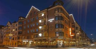 Hotel Leipziger Hof - Innsbruck - Building