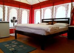 Foothill Pushkar Resort - Pushkar - Bedroom