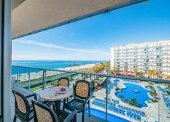 Golden Taurus Aquapark Resort - Pineda de Mar - Balkon