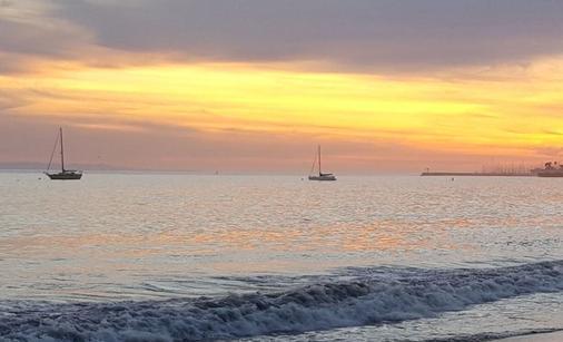 Pacific Crest Hotel Santa Barbara - Santa Barbara - Beach