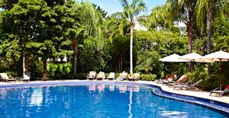 巴伊亞普林豪華錫安克酒店 - 艾庫瑪爾 - 游泳池