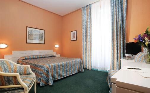 Hotel Patria - Rooma - Makuuhuone