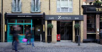The Z Hotel Soho - Lontoo - Rakennus