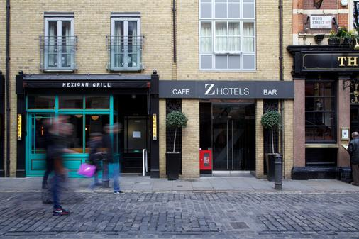The Z Hotel Soho - London - Toà nhà