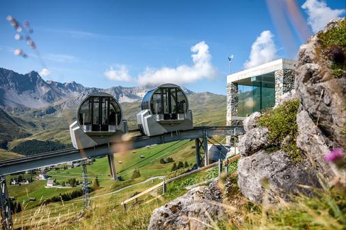 Tschuggen Grand Hotel - Arosa - Αξιοθέατα