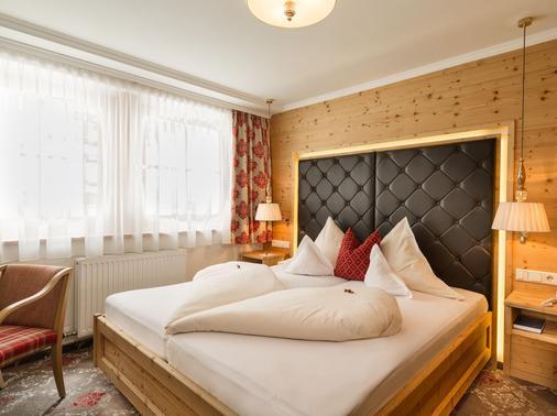 Hotel Alpenhof - Altenmarkt im Pongau - Makuuhuone