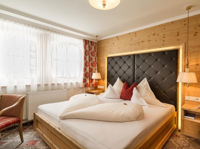 Hotel Alpenhof - Altenmarkt im Pongau - Bedroom