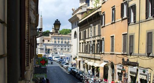 Ripetta Rooms - Rome - Outdoors view