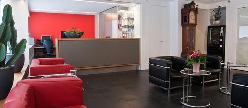 Best Western Hotel Rothaus Luzern - Luzern - Lobby