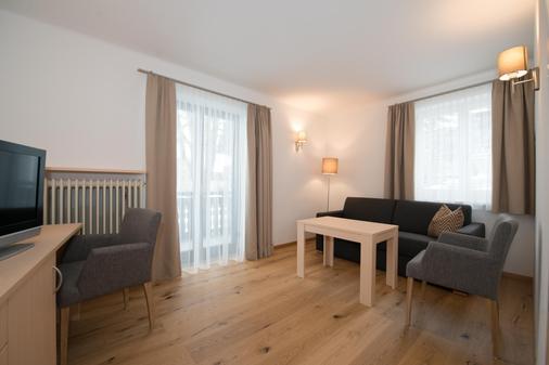 Hotel Lipeter & Bergheimat - Weissensee - Sala de estar