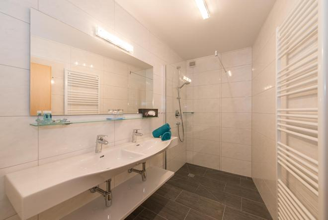 Hotel Lipeter & Bergheimat - Weissensee - Bathroom