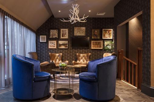 Crowne Plaza Edinburgh - Royal Terrace - Edinburgh - Lounge