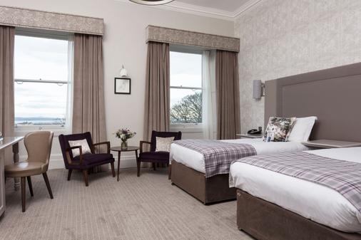 Crowne Plaza Edinburgh - Royal Terrace - Edinburgh - Bedroom