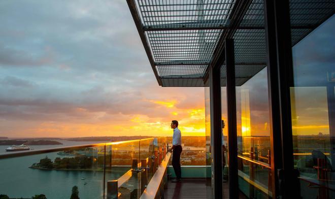 雪梨洲際酒店 - 雪梨 - 陽台