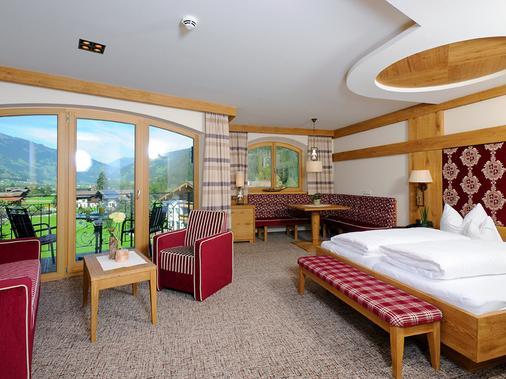 帕艾姆斯特奧雷酒店 - 邁爾霍芬 - 邁爾霍芬 - 臥室