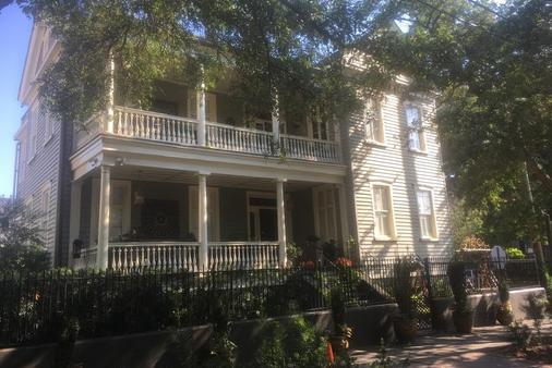 22 Charlotte - Charleston - Toà nhà
