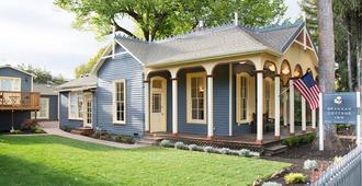 Brannan Cottage Inn - Calistoga - Κτίριο