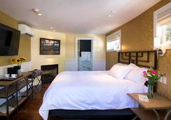 Brannan Cottage Inn - Калистога - Спальня