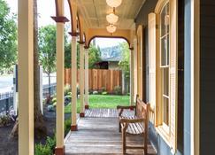 Brannan Cottage Inn - Calistoga - Innenhof