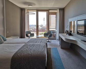 Strandhotel Golfzang - Egmond aan Zee - Спальня