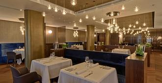 地拉那廣場酒店 - 地拉那 - 地拉那 - 餐廳