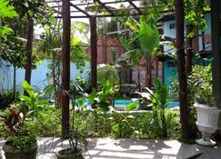 Arapiri guest house - Manaos - Sala de estar