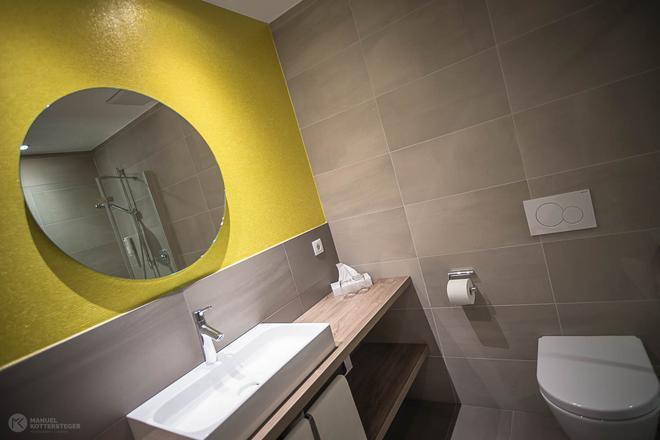 Hotel Garni Andrianerhof - Andriano/Andrian - Salle de bain