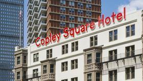 Copley Square Hotel - Boston - Edificio