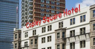 Copley Square Hotel - Boston - Edifício
