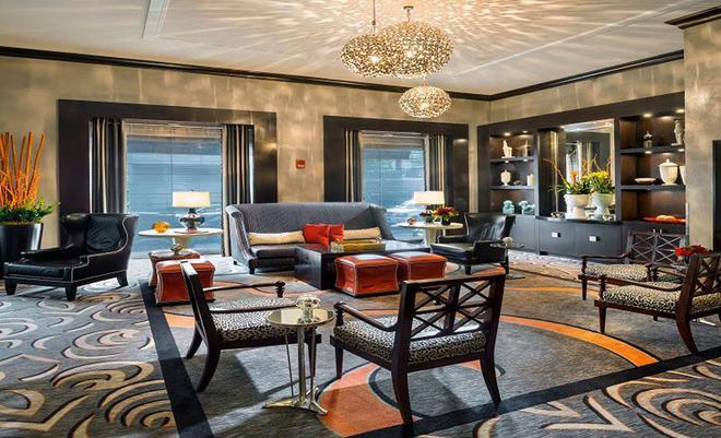 Copley Square Hotel - Бостон - Лобби