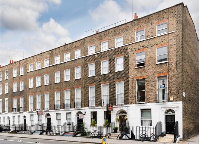 聖亞詹斯飯店 - 倫敦 - 建築