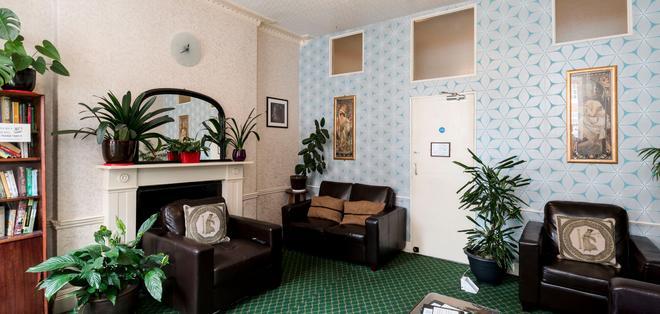 聖亞詹斯飯店 - 倫敦 - 休閒室