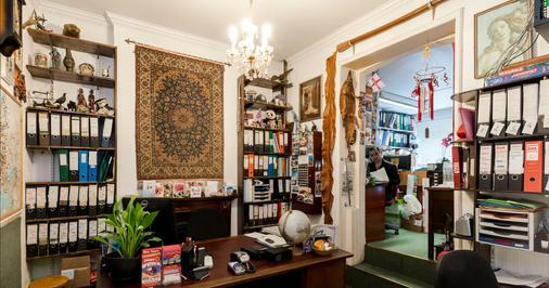 St Athans Hotel - London - Front desk