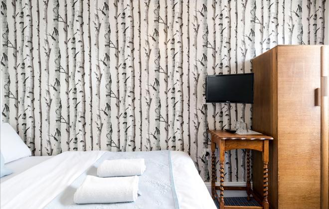 聖亞詹斯飯店 - 倫敦 - 臥室