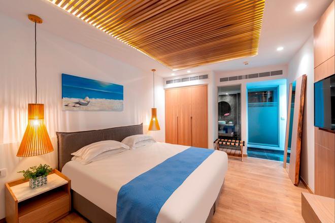 Limanaki Beach Hotel - Ayia Napa - Phòng ngủ