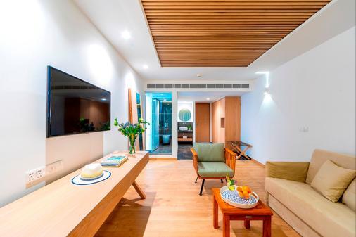 Limanaki Beach Hotel - Ayia Napa - Living room
