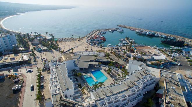 Limanaki Beach Hotel - Ayia Napa - Toà nhà