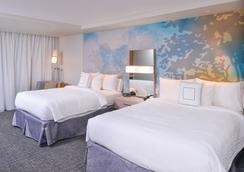 Courtyard by Marriott Columbus Grove City - Grove City - Bedroom